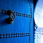 La puerta azul 4