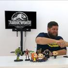"""#35 """"Jurassic World: El Reino Caído"""" de J.A. Bayona"""