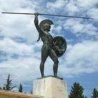 300. ¿En qué puedes parecerte a un espartano?