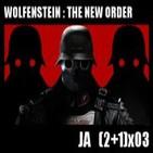 Jugadores Anónimos 3x03 I Salon del comic Alicante - Wolfenstein: The new order