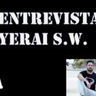 Entrevista a YERAI STREET WORKOUT.