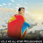CVB Tomos y Grapas, Cómics - Vol.2 Capítulo # 12 - All-star Prolegómeno
