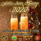 Martes 31 de Diciembre, 2019 (Fiesta de Año Nuevo con Sandunga 2019)