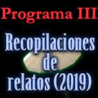 Recopilación de relatos III (2019)