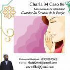 Charla 34 Caso 86 Las Causas de La infidelidad, Guardar los Secretos