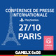 GAMELX 6x08 - PlayStation en la París Games Week + Jpod 17
