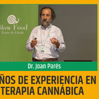 6 AÑOS DE EXPERIENCIA EN TERAPIA CANNÁBICA - Dr. Joan Parés ( 9a Feria de Alimentación y Salud )