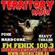 Territory radio 195 (17-10-2018) locura records - retrosatan