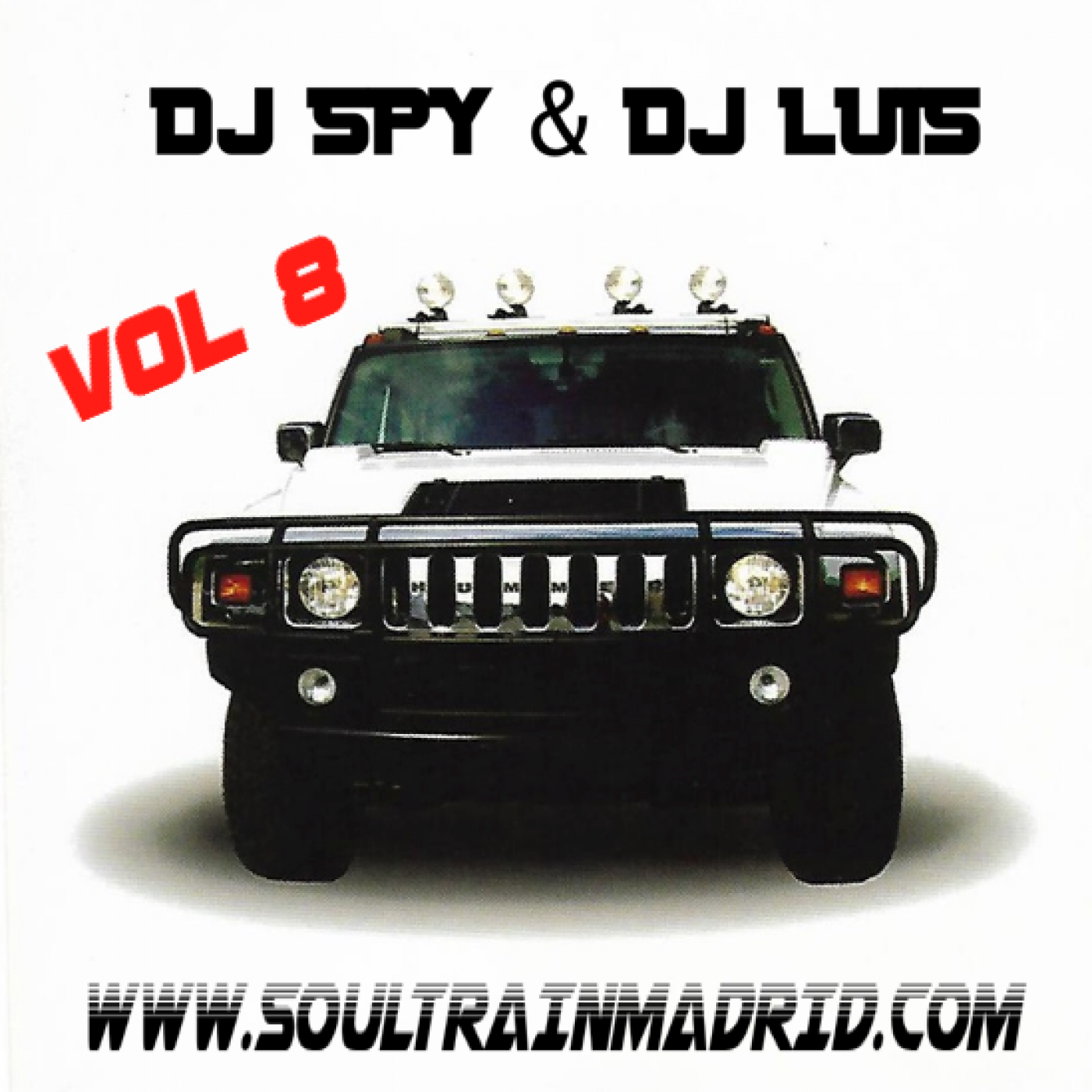 DJ SPY & DJ LUIS-Soul Train Vol 8