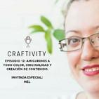 Episodio 12 : Amigurumis a todo color, originalidad y creacion de contenido.