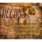 Hechos 9:23-31 - Cuando se cierran las puertas, Dios abre ventanas - estudio 29