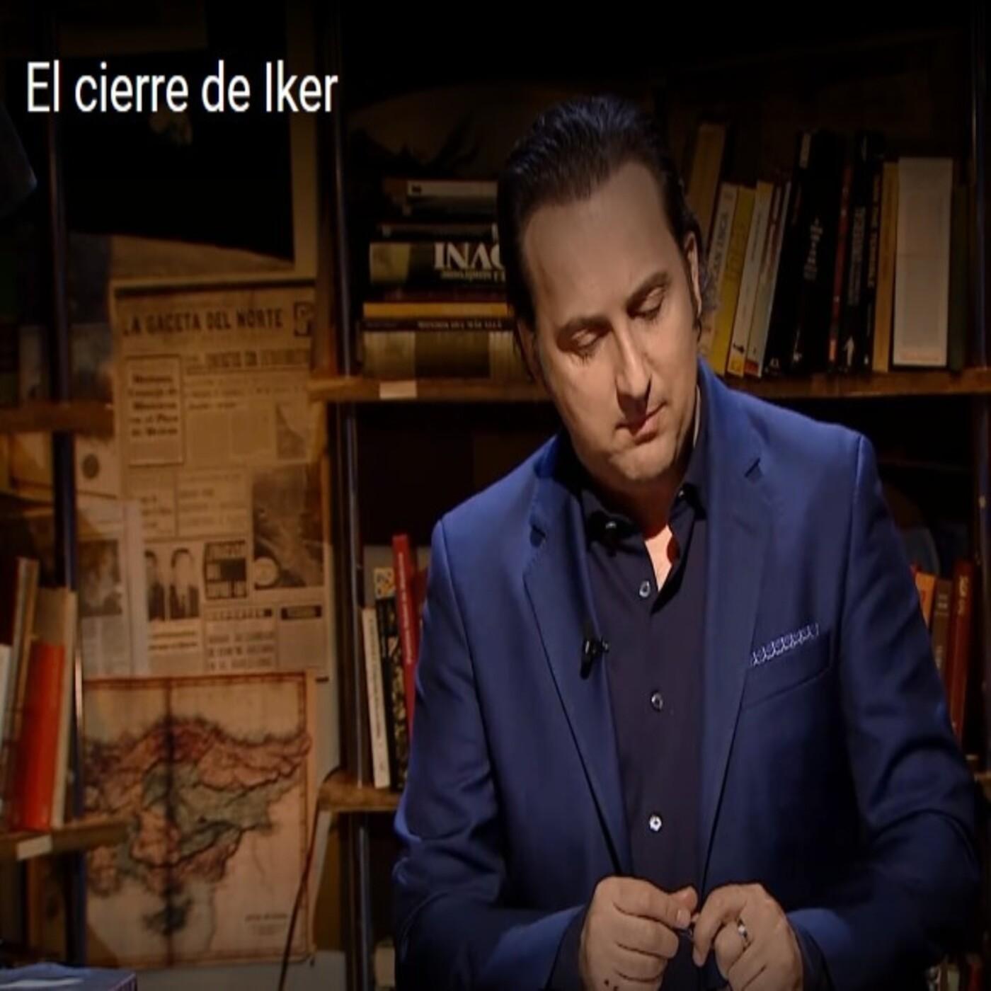 El cierre de Iker: El mundo de las apariciones OVNI