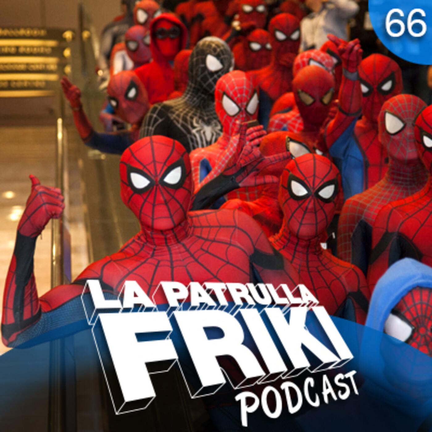 LPF66 / El Spiderverso de Sony y la turra de Snyder