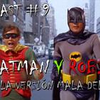 Podcast / Reseña #9 - Cine Catastrófico: Batman y Robin (la película mala del 97 dirigida por Schumacher)