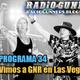 34 - Vimos a GNR en Las Vegas y San Diego - Programa 34 Radio Gunners