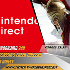 4Players 248 análisis assassin's creed odyssey y repaso nintendo direct
