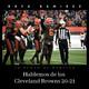 NFL Hablemos de los Cleveland Browns 20-21
