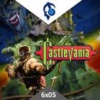 Viciados Podcast 6x05 - Especial Saga CASTLEVANIA (12-12-2017)