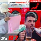 2x07 - Movida en la lavandería. Cómo y dónde lavar la ropa en Japón en estancias más o menos largas
