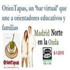 Entrevista al orientador Alberto del Mazo sobre Comunidad OrienTapas y @Tuitorientador (OCMN, 8-1-2015)