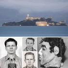 Las mejores fugas de Alcatraz