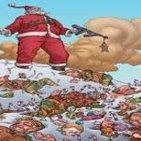 Especial Volumen 2. Santa Claus a tiro limpio en El Círculo de Hermes.