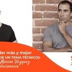 Cómo aprender más y mejor: entrevista con Marcos Vázquez