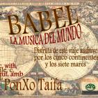 BABEL, LA MÚSICA DEL MUNDO (01mzo2016)