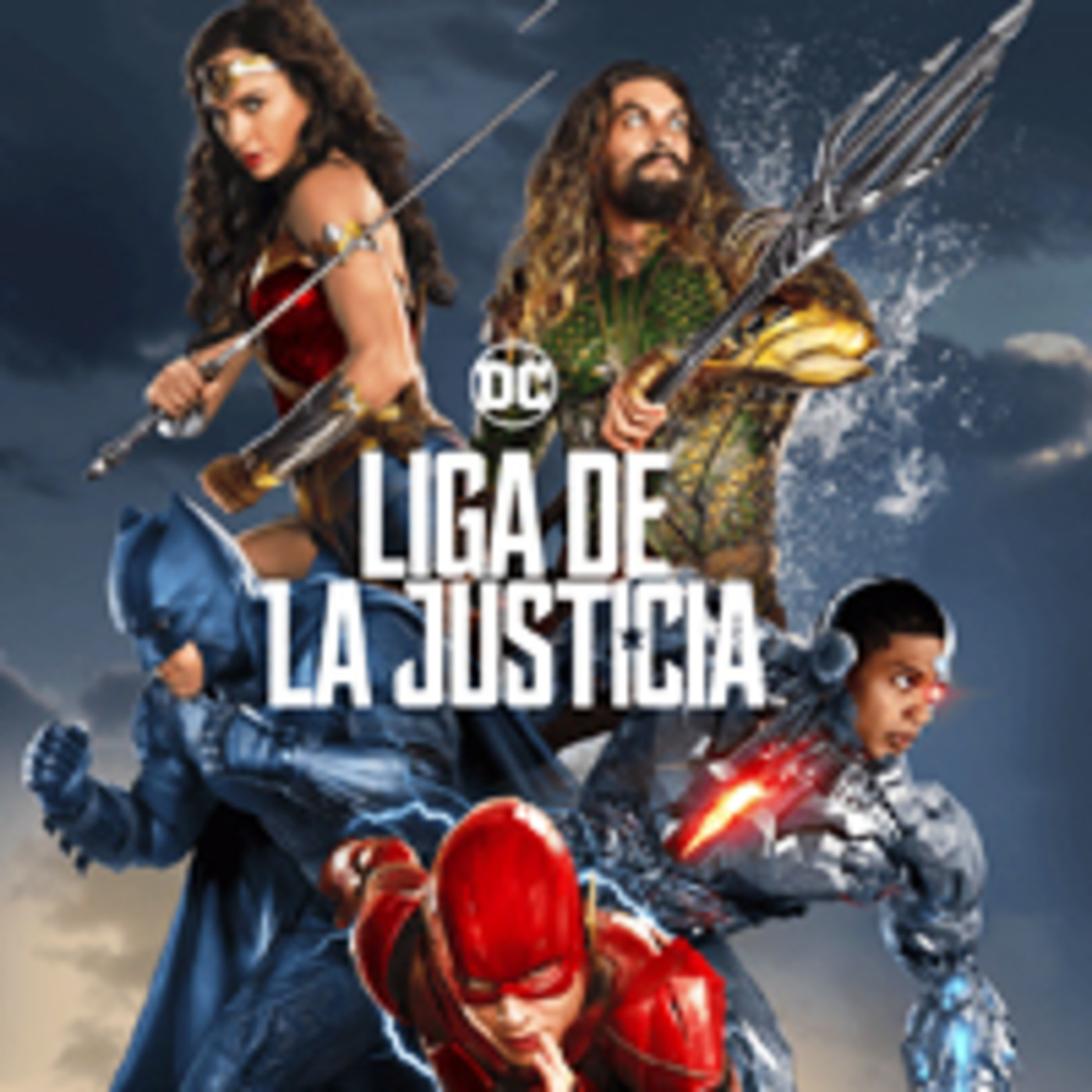 LODE 8x12 LIGA DE LA JUSTICIA programa completo
