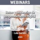 """Webinar """"Retos y tendencias de emprendimiento digital"""" de Akademus from IEBS"""