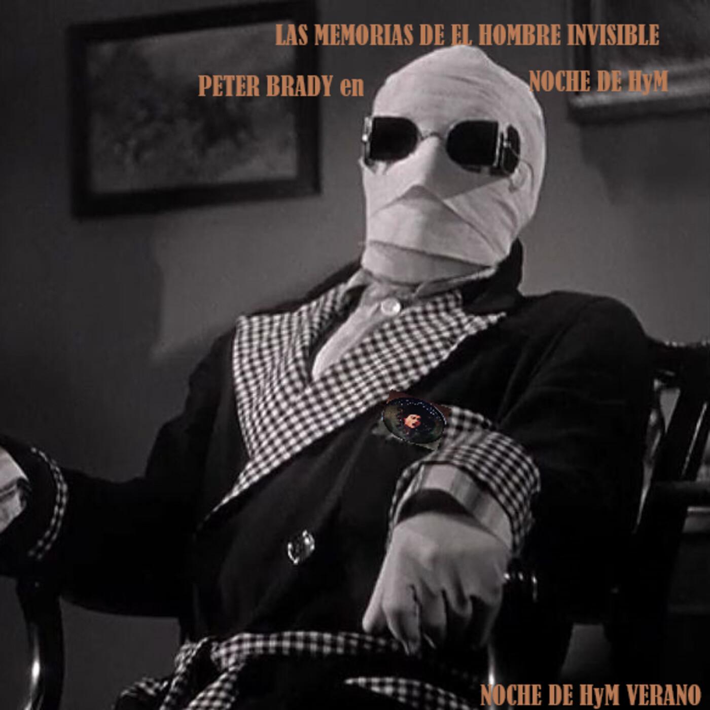 NochedeHyM-421-Verano - LAS MEMORIAS DE EL HOMBRE INVISIBLE. Cap. 8