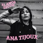 Ana Tijoux. Viernes 08 de noviembre de 2019