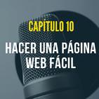Capítulo 10: Hacer una página web de forma fácil.