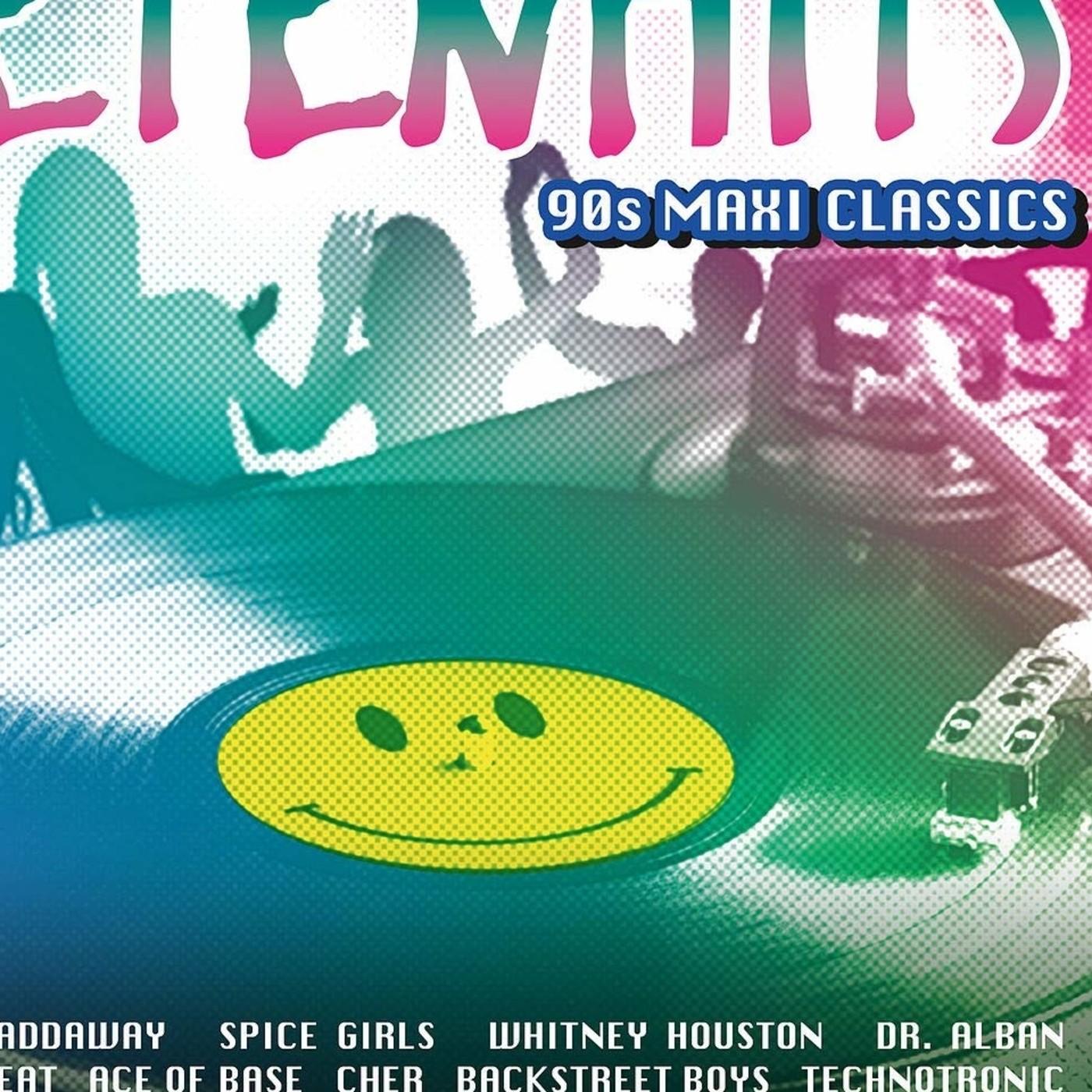 fetenhits 90 maxi classics
