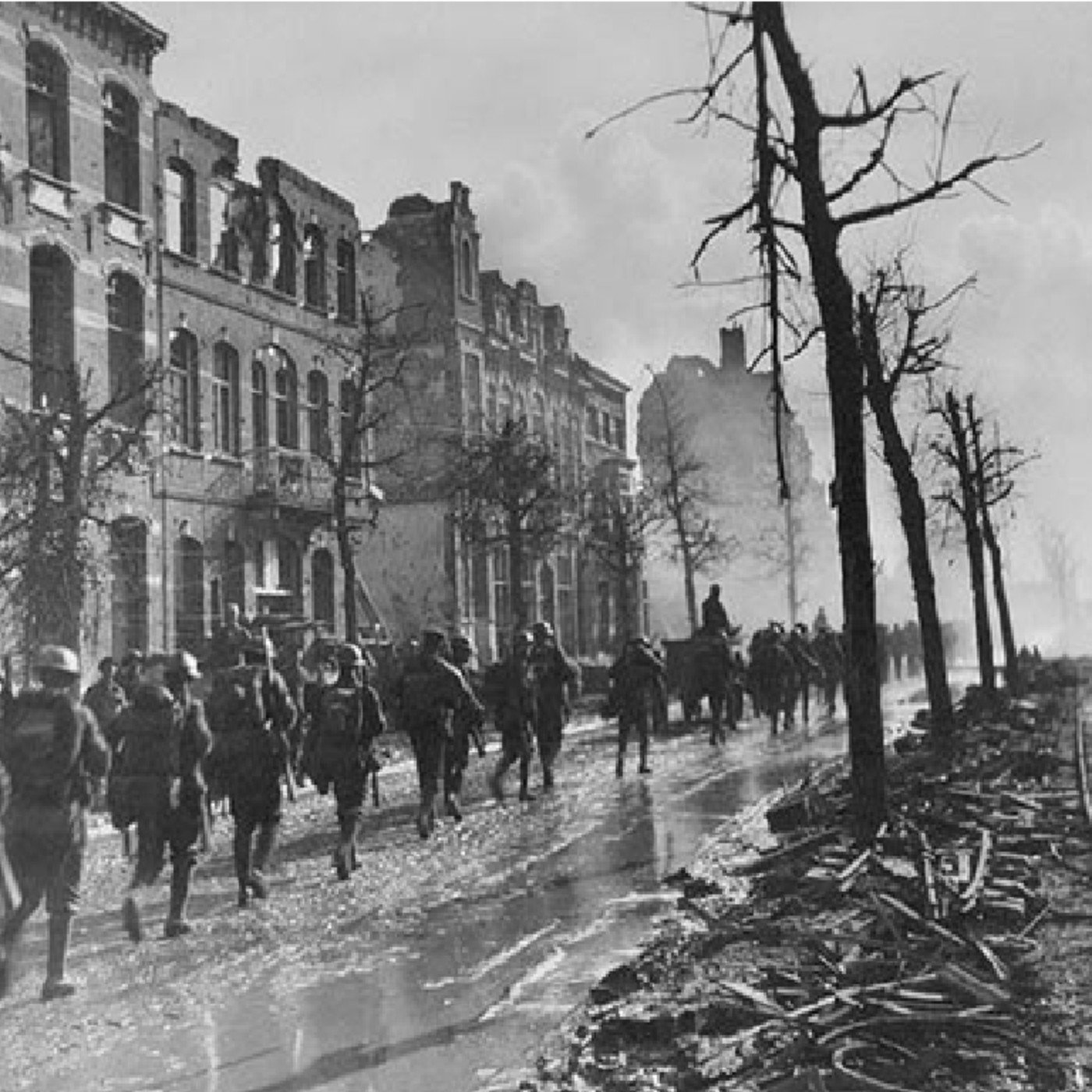 Desarrollo de la Primera Guerra Mundial