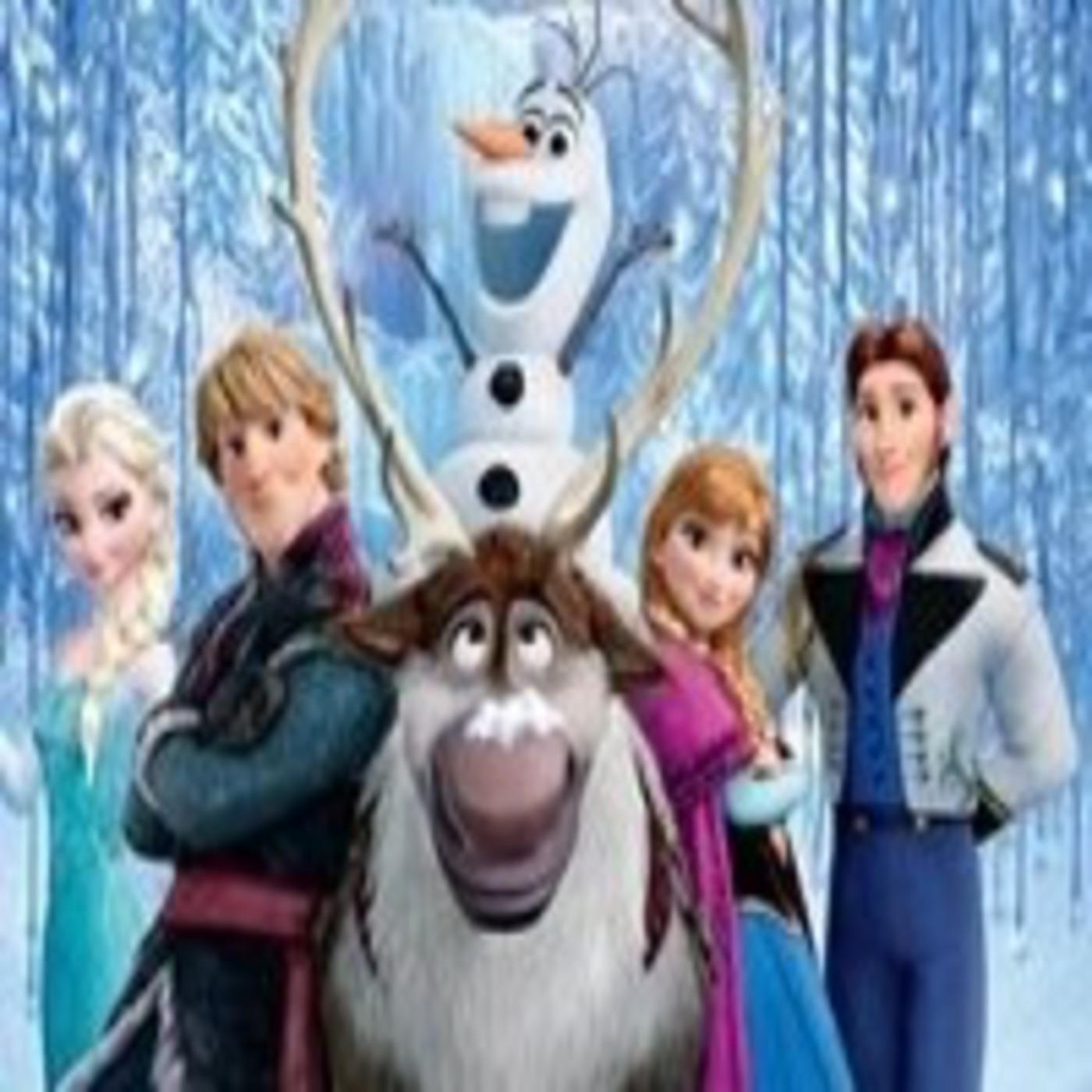 Let it go (Disney´s Frozen)
