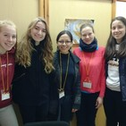 Entrevista a Erasmus + de Alemania, Turquía y Rumania