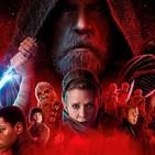 2x15 Podcast Especial STAR WARS VIII: Los últimos Jedi + Nom Goya + Resto estrenos del 15 Diciembre.