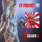 CX Podcast 7x1 - Arrancamos la temporada con Gears 5 y la TGS 2019