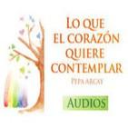 """""""Lo que el corazón quiere contemplar"""" Audio Libro (1ª Parte)"""
