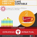 Café Contable (Entrevista con CP Gonzalo Xavier Pérez Jiménez, Síndico del Contribuyente ante la Administración)