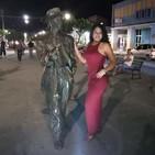 Una Gaviota colombiana en Cienfuegos