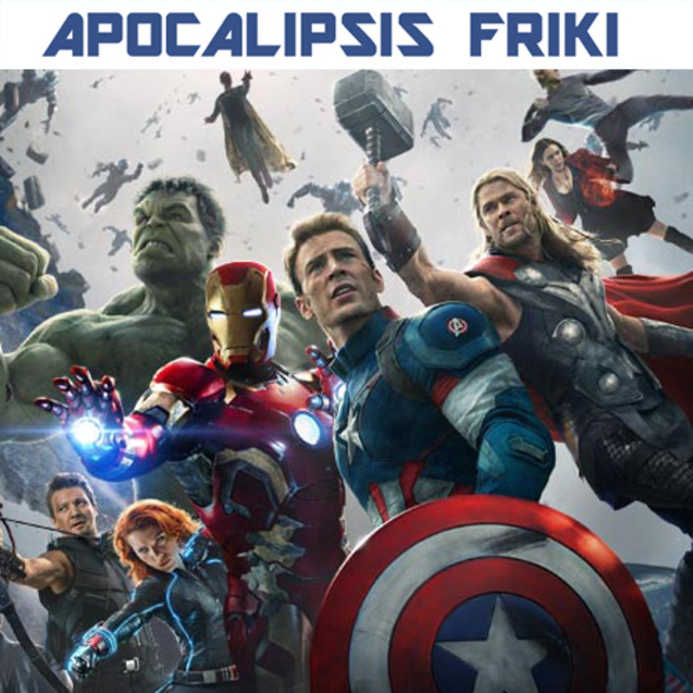 Apocalipsis Friki 134 - 'Vengadores...'