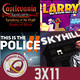 GR (3x11) Baneos PSN, BlizzCon 2018, Larry: Wet Dreams Don't Dry, This is the Police II, Castlevania Requiem, Skyhill