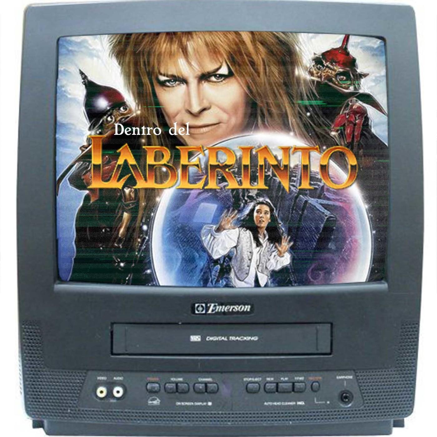 02x26 Remake a los 80 'DENTRO DEL LABERINTO' 1986 Jim Henson, con Jordi Romero