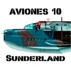 A10#49 Short Sunderland, Puercoespín Volador