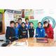 09-04-19 Entrevista a jugadores y entrenadores del equipo infantil D de la Escuela de Fútbol de Rivas