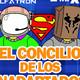El concilio de los inadaptados podcast 1, superman