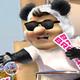 panda show - el borracho drogado poseido