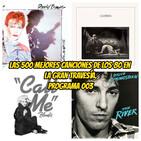 Las 500 mejores canciones de los 80. Programa 3